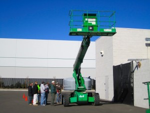 Aerial Lift - 2
