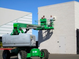 Aerial Lift - 3
